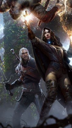 Great 7 The Witcher 3 Hd Wallpaper For Your Android or Iphone Wallpapers Yennefer Witcher, Witcher Art, Yennefer Of Vengerberg, Geralt And Ciri, The Witcher Wild Hunt, The Witcher 3, Medieval Fantasy, Dark Fantasy, Witcher Monsters