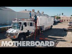Motherboard: The Ultimate Explorer Vehicle: Test Driving Bran Ferren's KiraVan