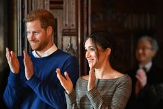 Meghan Markle Photos - Prince Harry and his fiancee Meghan Markle watch a performace during their visit to Cardiff Castle on January 18, 2018 in Cardiff, Wales. - Prince Harry And Meghan Markle Visit Cardiff Castle