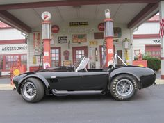 This 2008 Shelby Cobra 427 is a fiberglass-bodied CSX6000 continuation model with just 60 miles. These Cobras were produced by Shelby Automobiles and received a true CSX chassis number. This example is powered by a Ford 427ci V8 putting approximately 530 horsepower down through a Tremec 5-speed gear