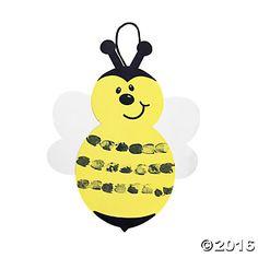 Thumbprint Bumblebee Craft Kit (ad)