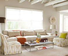 I am decorating my lake home with Neutrals, I love the look! Better Homes and gardens is a great place to get ideas!
