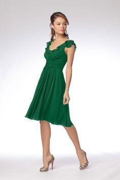 Wtoo Bridesmaid Dress | Weddington Way in Emerald $202