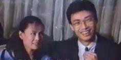 年轻时的二姐江蕙和小哥费玉清 真是纯情一对