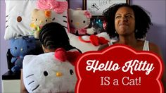 Hello Kitty IS a Cat! My daughter and I explore the recent revelation about Hello Kitty NOT being a cat. | Lucrecer.com