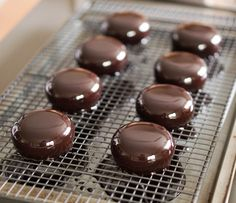 Dark Chocolate and Orange Petits Gateaux   Mindfully Devoured