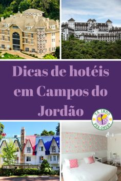 Onde ficar em Campos do Jordão? Várias dicas de hotéis e pousadas na Suíça brasileira