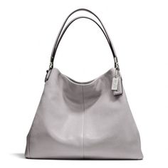 Coach :: Madison Phoebe Shoulder Bag In Leather