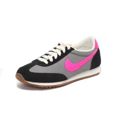 NEW WOMEN'S NIKE SNEAKERS SIZE 7 OCEANIA TEXTILE GRAY / PINK RETRO RUNNING SHOES #Nike #FashionSneakers