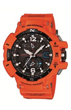 Shop men's and women's digital watches from G-SHOCK. G-SHOCK blends bold style with the most durable digital and analog-digital watches in the industry. Stylish Watches, Luxury Watches, Cool Watches, Watches For Men, Wrist Watches, Men's Watches, Fashion Watches, Casio G Shock Watches, Sport Watches