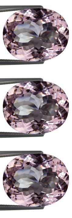 Morganite 110802: 29.30Cts Huge- Size Natural Gennuine Soft Pink Color Morganite Oval Shape -> BUY IT NOW ONLY: $189.99 on eBay!