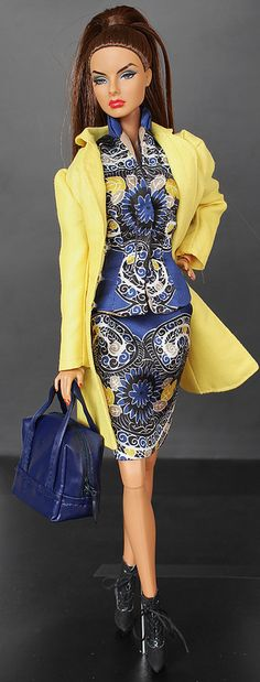 Fashion royalty Agnes Nightfall