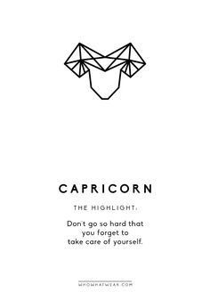 Happy 2017, Capricorn! This year promises to be a truly powerful one for you. I know you have a preoccupation with a steady rise to the top (i.e., you're cool being on your grind 24/7), but this...