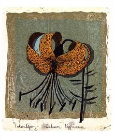 Collagraph, Water Lilies, Printmaking, Screen Printing, Graphics, Artists, Flowers, Screen Printing Press, Graphic Design