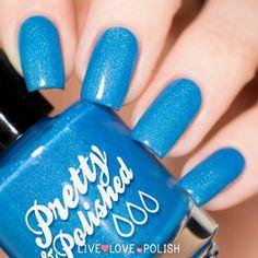 Pretty & Polished Aquaholic
