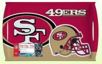 San Francisco 49ers Serving Tray