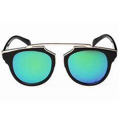 "Women's ""So Real"" Browline Sunglasses"