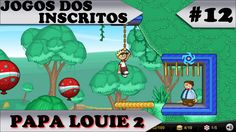 JOGOS DOS INSCRITOS - Papa Louie - #12