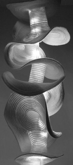 Irregular White Surface by Gabriele Meyer