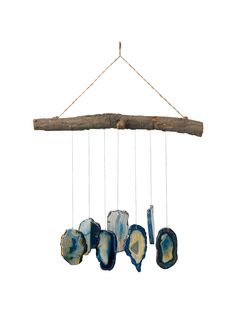 Agate Wind Chimes | Gardener's Supply