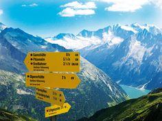 The Zillertal Alps,  Alps; Austria/ Italy