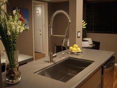 Jeff Lewis Kitchen Design Prepossessing Jeff Lewis Kitchen Design With Dark Furniture  Kitchen Design Decorating Inspiration
