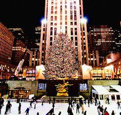 Christmas in #NewYork
