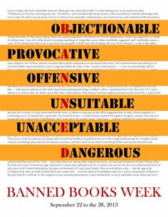How many books are banned every year