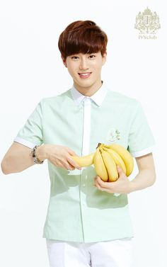 This Suho is bananas! B-A-N-A-N-A-S!