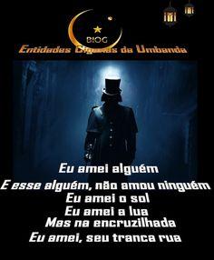 Entidades Ciganas da Umbanda (Clique Aqui) para entrar.: EXU TRANCA RUA