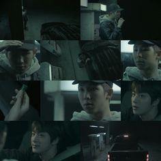 Rap Monster: Jin hyung? 진형? Jin: It's been awhile. 오랜만이다. ARMY: What?! 뭐?! ❤ BTS 'Blood Sweat & Tears' Japanese Ver MV~ #BTS #방탄소년단