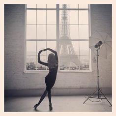 If I lived in a loft in Paris...