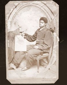 SEPIA-TONE-CDV-PHOTOGRAPH-OF-AFRICAN-AMERICAN-PIANIST-BLIND-TOM-WIGGINS