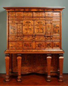 Renaissance Utterances: An unknown V&A Cabinet - some thoughts