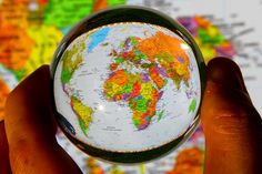 Holding the world in your hand