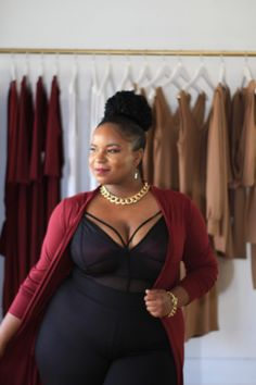Plus Size Women Dresses Refferal: 5523294880 Thick Girl Fashion, Plus Size Fashion For Women, Black Women Fashion, Plus Size Womens Clothing, Curvy Fashion, Clothes For Women, Womens Fashion, Trendy Clothing, Elegant Clothing