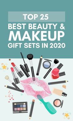 Women who are into beauty love receiving makeup gift sets. Moreover, our surveys show that 7 out of 10 prefer receiving a makeup gift set over one specific product so she can try different things. In this top 25+ we listed the hottest & most popular beauty & makeup gift sets that any woman would love to receive in 2020.
