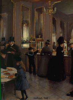 La Pâtisserie Jean Beraud