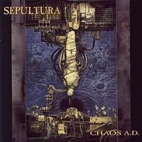 Sepultura Chaos A.D /// lo mejor!!!