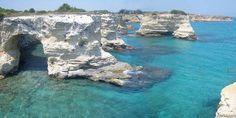 Les 5 plus belles plages de Salento, la Caraïbe de l'Italie   Voyage Vin Italie