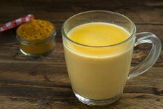 Recette de Lait d'or au curcuma. Facile et rapide à réaliser, goûteuse et diététique. Ingrédients, préparation et recettes associées.