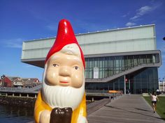 the boston garden gnome: ICA