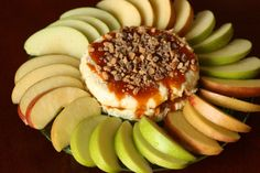 Half Baked: Caramel Cheesecake Apple Dip