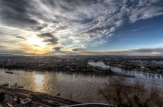 Koblenz ... by Marcel Quoos on 500px