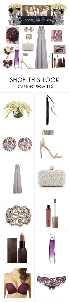 """What! BELLA? That biAtch is going to get married?!!!"" by cherizard ❤ liked on Polyvore featuring John-Richard, Cullen, Kat Von D, Ileana Makri, Stuart Weitzman, Santi, Laura Mercier, Givenchy, Cleo by Panache and Topshop"
