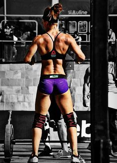 crossfitters: Andrea Ager