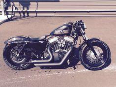 Harley davidson forty eight Motos Puy-de-Dôme - leboncoin.fr