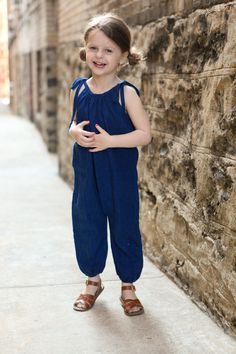 TRUE BIAS- this jumpsuit would be so cute on Ellerie!