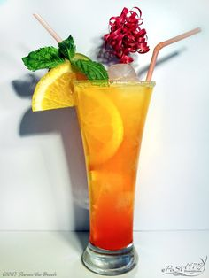 Sex on the Beach - OMG this used to be my favorite drink back in the day.