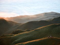 Mount Pulag, Philippines via National Geographic